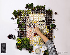 Vegetables Portraits – New Contemporary Dimension of Art