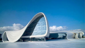 Zaha Hadid – A Fascinating Building