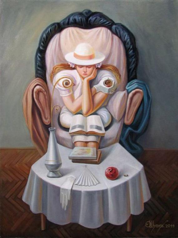 Optical Illusion Painting - 2