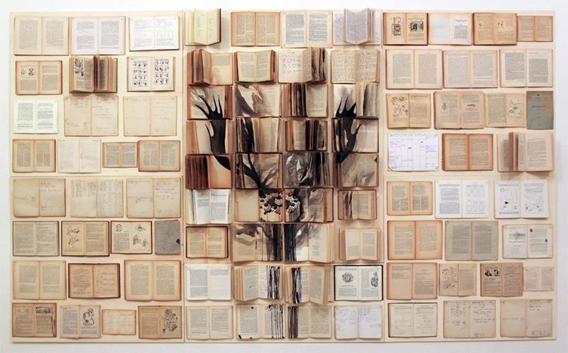 Book Painting by Ekaterina Panikanova