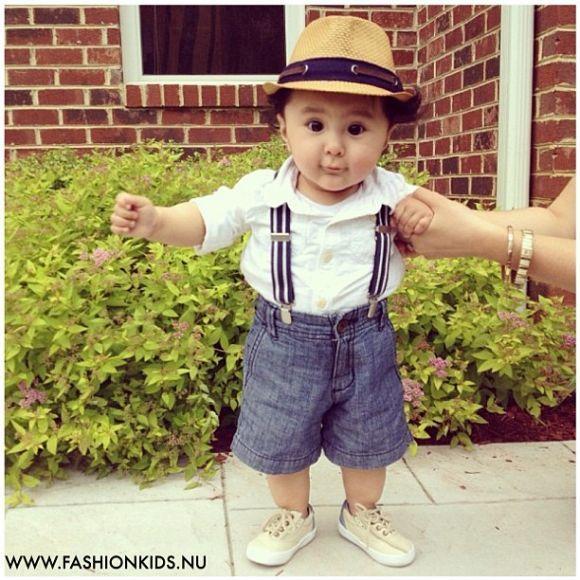 Popular Fashion Kid