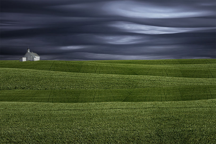 Farmland Landscapes by Lisa Wood