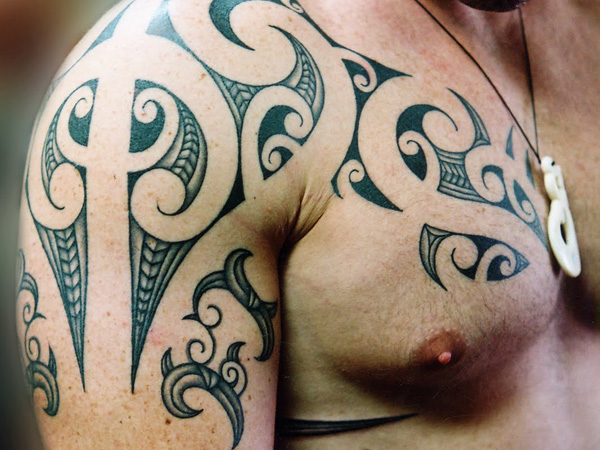 Motif Tattoo
