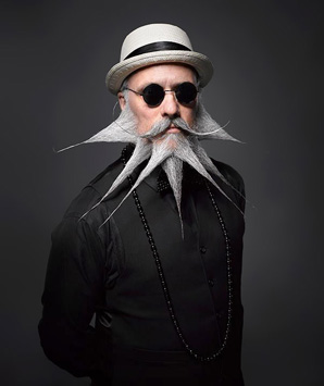 The Newsworthy Entries of National Beard and Mustache Championship 2013