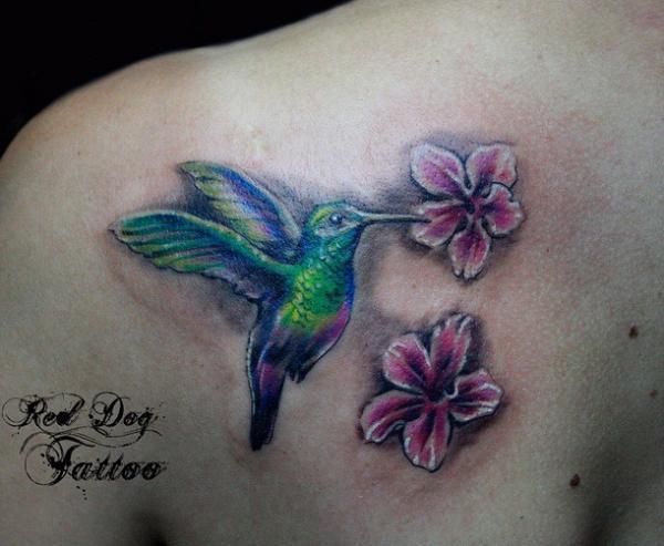 Refreshing Ideas Of Hummingbird Tattoos And Some Graphics Inspirebee