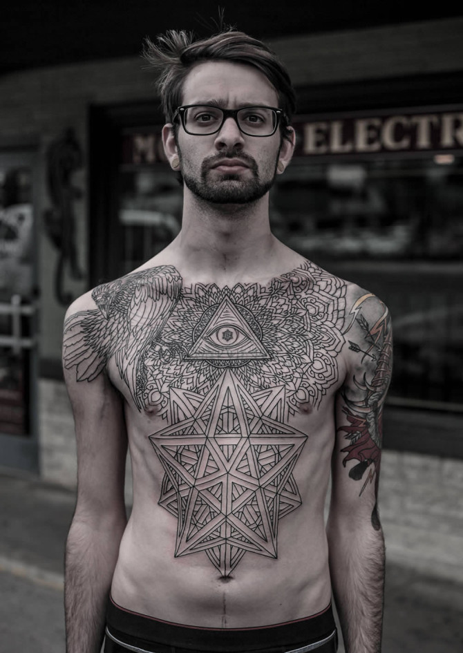 Incredible Collection of Brooklyn Tattoos by Thomas Hooper