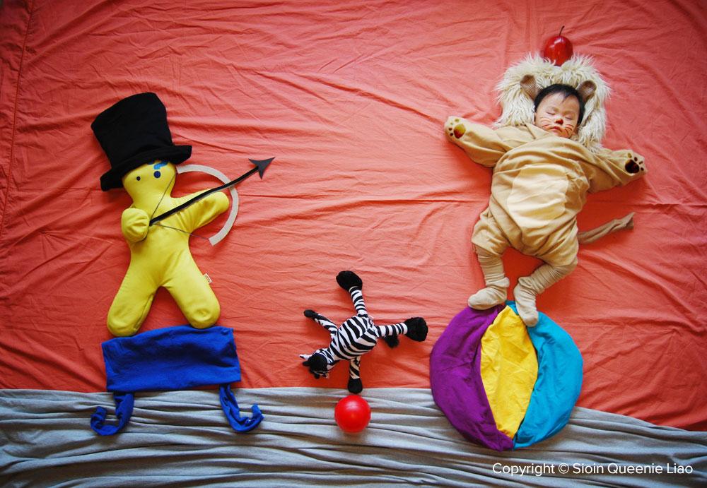 Wengenn-A-Daring-Circus-Act