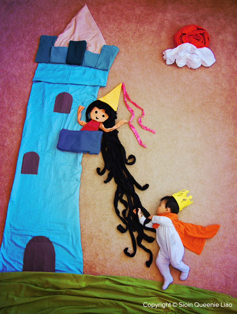 Wengenn-The-Brave-Little-Prince-Saves-Rapunzel