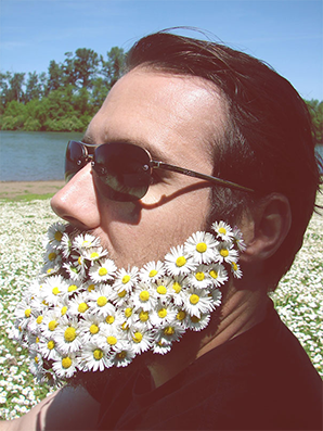 Beard Trends – How People Look In Flower Beards